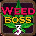 Weed Boss 3 - Idle Tycoon Ganja Farm Bud Shop Inc icon