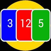 Skido card game