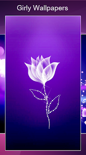 Girly wallpapers backgrounds apps on google play screenshot image voltagebd Image collections