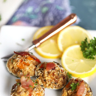 The Very Best Baked Clams Casino Recipe