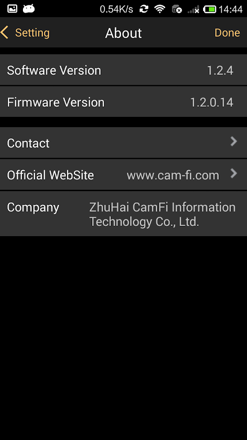 CamFi- screenshot