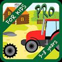Animals Farm For Kids PRO icon