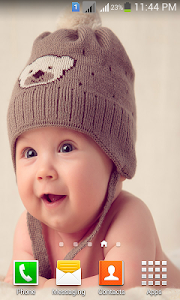 Cute Baby HD Wallpapers screenshot 4