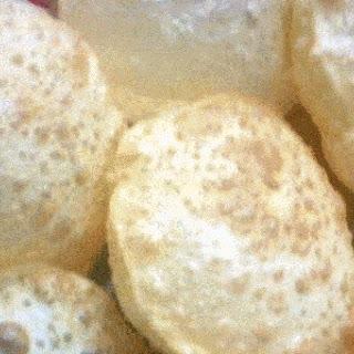 Tasty Bread Luchi.