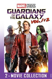 Guardians of the Galaxy Vol. 1 & 2 | 2 - Movie Collection