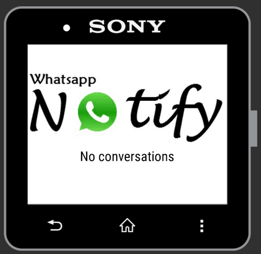Notify for WhatsApp on SW 2