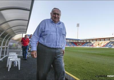 Roger Lambrecht, l'homme qui a fait de Lokeren une valeur sûre de D1 pendant 25 ans