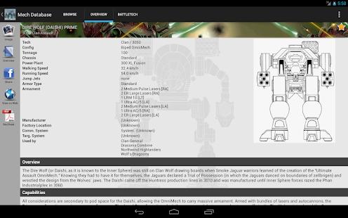 App Mech Factory APK for Windows Phone