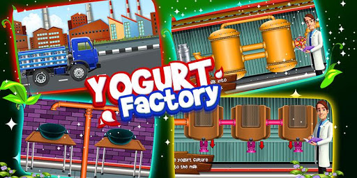 download yogurt factory cooking game on pc mac with appkiwi apk