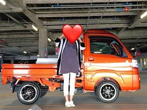 ハイゼットトラック  のカスタム事例画像 青zさんの2020年06月03日15:00の投稿