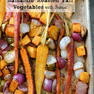 Autumn Vegetable Side Dishes Recipes