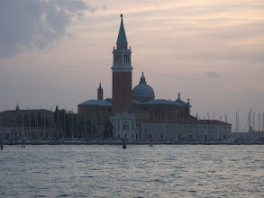 Photo: San Giorgio am Abend