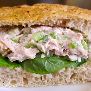 Beth's Best Tuna Salad.