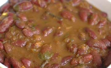 Mama Millie's Spicy Red Beans & Rice