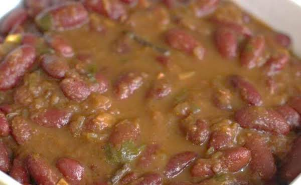 Mama Millie's Spicy Red Beans & Rice Recipe