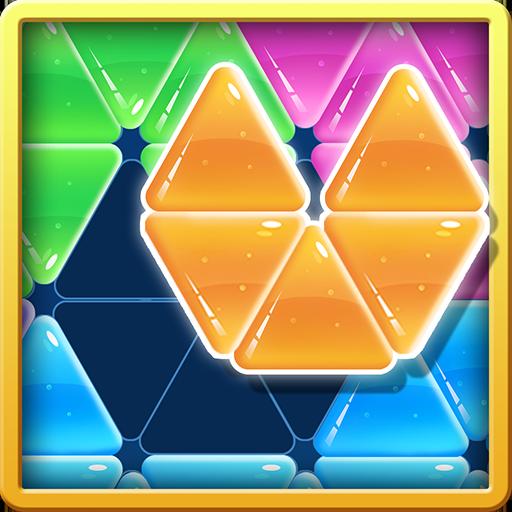 Block Puzzle Triangle Tangram