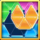 Block Puzzle Triangle Tangram icon