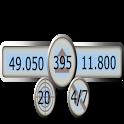 SLW Gps Widget icon