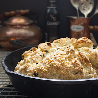 Skillet Irish soda bread