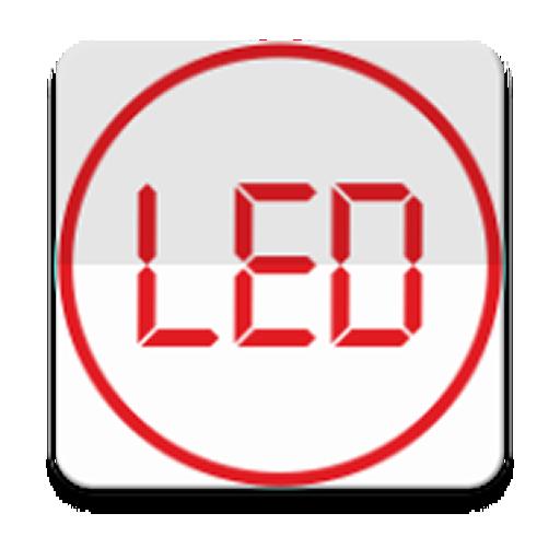 Arduino LED Controller BT 程式庫與試用程式 App LOGO-硬是要APP