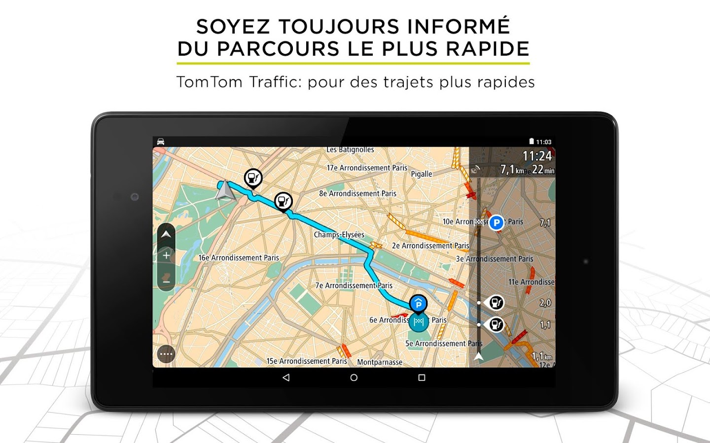 carte gps tomtom mexique
