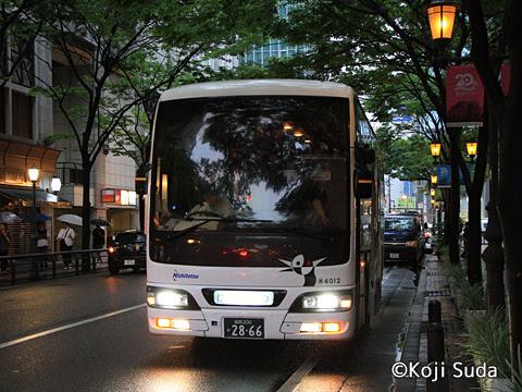西鉄 4012 中州にて_01