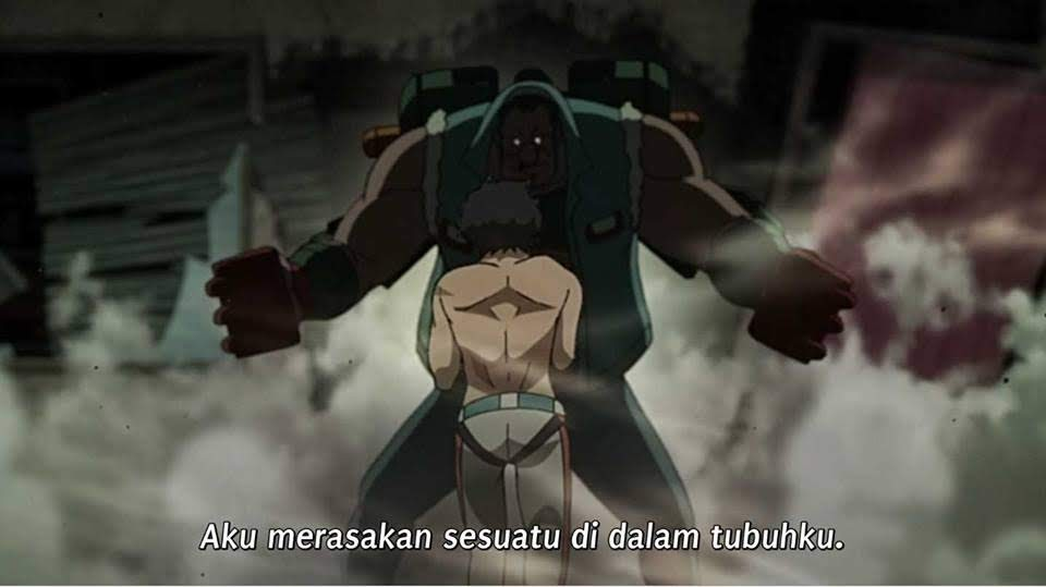 Download Megalo Box Episode 3 Subtitle Indonesia