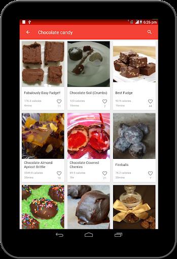 Chocolate Recipes 25.7.5 screenshots 18