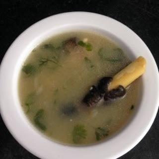 Mutton Paya Soup Recipe, Mutton Leg Soup