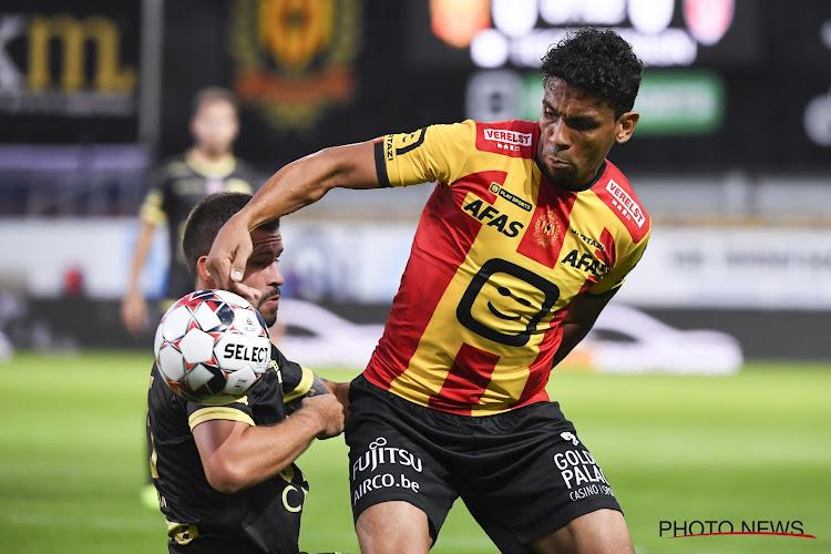 """Scorende De Camargo had beter verwacht van KV Mechelen: """"Met slecht gevoel de interlandbreak in"""""""