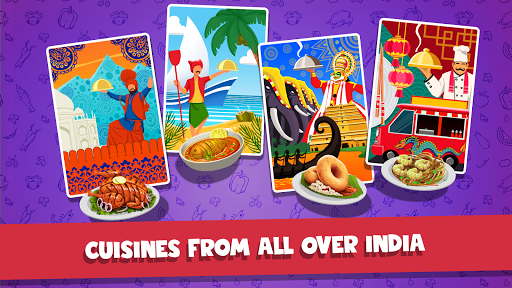 Masala Express: Cooking Game  captures d'écran 5