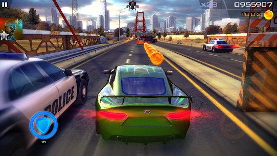 Redline Rush: Police Chase Racing App Download For Android and iPhone 3