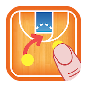 Coach Tactic Board: Basketball
