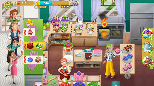 Cooking Diaryu00ae: Best Tasty Restaurant & Cafe Game apktram screenshots 8