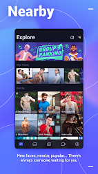 Blued - Gay Video Chat & Live Stream APK screenshot thumbnail 1