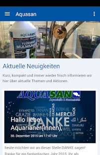 Aquasan-Aquaristik- screenshot thumbnail