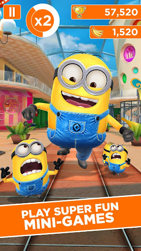 Despicable Me: Minion Rush screenshot 11