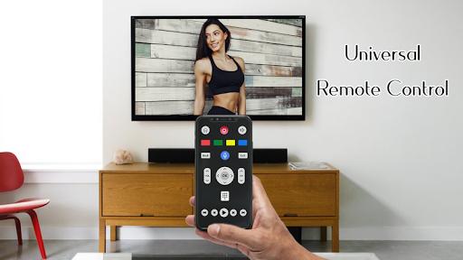 Remote controller for TV screenshot 2
