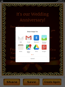 Download anniversary invitation maker party wedding wishes apk anniversary invitation maker party wedding wishes poster stopboris Choice Image