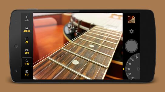 Manual Camera 3.7.2 Mod APK Updated 1