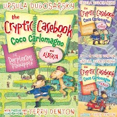 Cryptic Casebook of Coco Carlomagno (and Alberta)