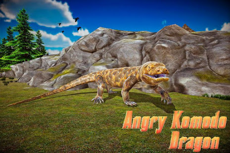 Angry Komodo Dragon: Epic RPG Survival Game 6