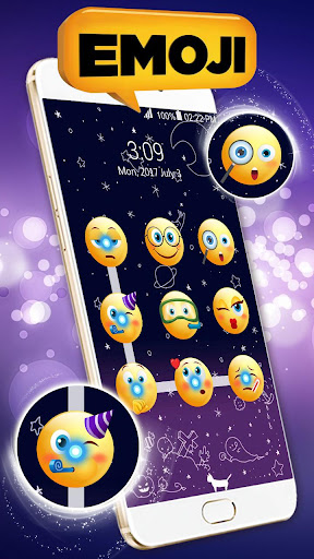 Emoji lock screen pattern 1.2.5 screenshots 13