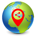 Share my location apk