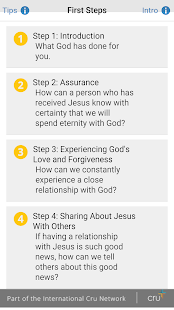 First Steps with God- screenshot thumbnail