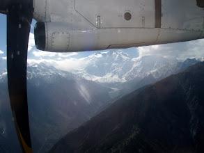 Photo: Nanga Parbat N-side, Raikot Valley, ca. 28 km from Peak