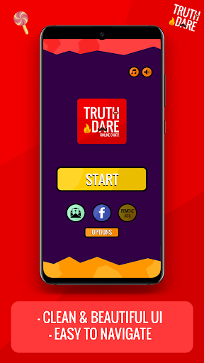 Truth or Dare for Online Chat 🔥 screenshot 1
