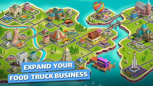 Food Truck Chefu2122 ud83cudf55Cooking Games ud83cudf2eDelicious Diner apkdebit screenshots 8