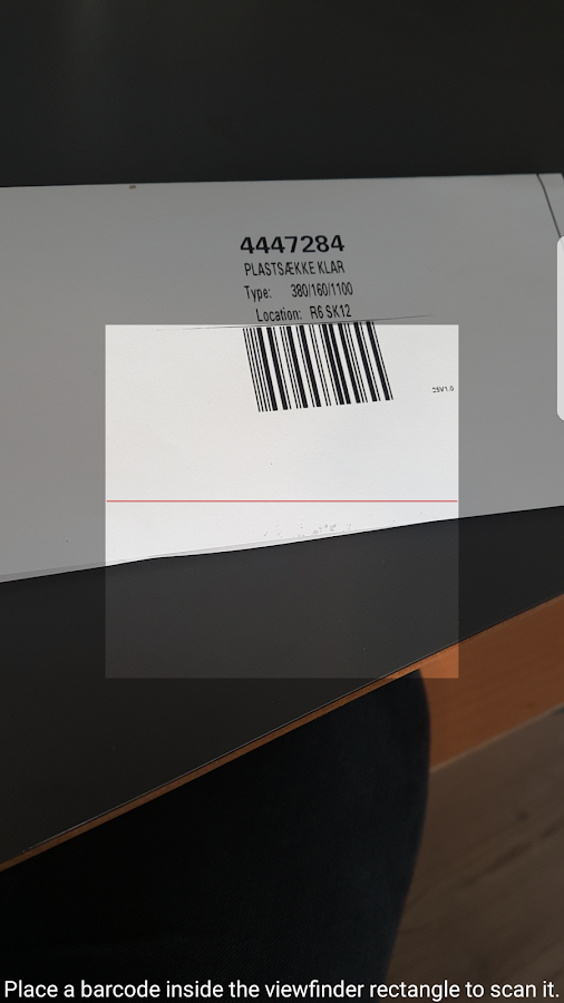 2BM Mobile Work Order Demo- screenshot