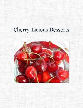 Cherry-Licious Desserts